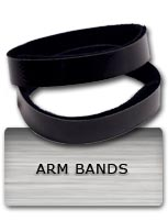 Warrior GloTape Arm Bands