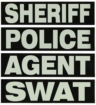 Patches - LA Police Gear